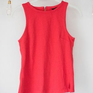 Banana Republic Sleeveless Crop Top